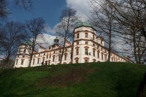 Das Schloss in Celle.