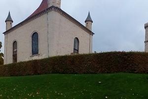 Peine und Hölle Tour - Schloss Darmenburg
