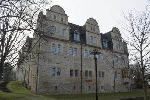 Schloss Stadthagen.