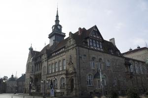 Stadtverwaltung Bückeburg.
