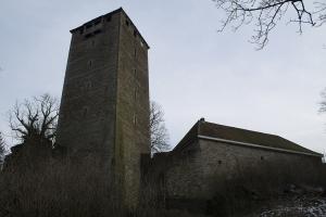 Burg Schaumburg.