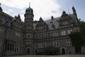Schloss Hämelschenburg.