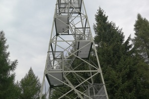 Wilhelm-Raabe-Turm in Grünenplan.