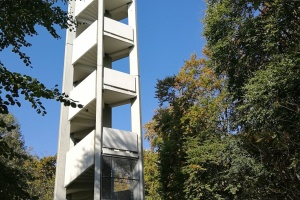 Himmelturm in der Nähe von ALfeld.