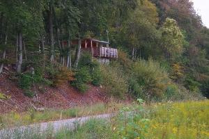 Leineberglandbalkon auf Duinger Berg.