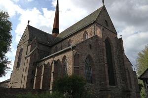 Klosterkirche Amelungsborn.