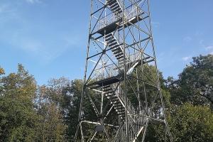 Kellbergturm in Stadtolendorf.