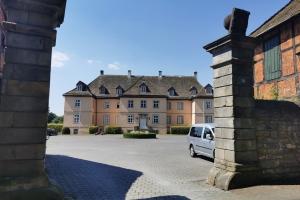 Hitzentour - Tag 2 - Schloss Vörden.