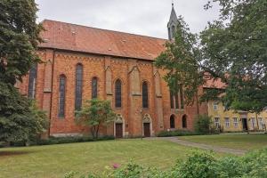 Kräher Höhe - Nienburg - Kloster Mariensee.