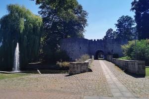 Hitzentour - Tag 1 - Museum in der Burg Coppenbruegge.