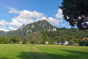 Tag 1 - unterwegs nach Füssen - Füssen