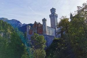 Tag 1 - unterwegs nach Füssen - Schloß Neuschanstein