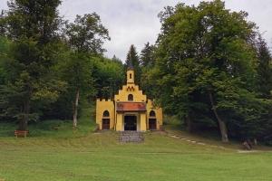 Tag 2 – Füssen – Garmisch Partenkirchen - Marienkapelle.