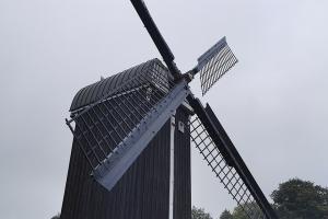 Noch eine Windmühle