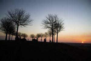 Sonnigtour - Sonne auf - Sonne unter - Kronsberg