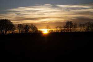 Sonnigtour - Sonne auf - Sonne unter - Sonnenunergang