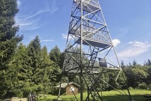 22 000 Kilometer - Turm, Höhle, Burg und Klippen - Wilhelm Raabe Turm