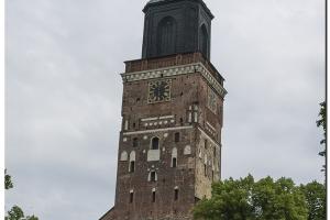 Die Kathedrale in Turku