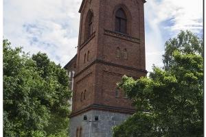 Die alte Kirche in Hauho