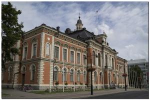 Das Rathaus in Kuopio