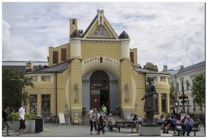 Markthalle in Kuopio