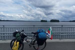 Ich verlasse Kuopio