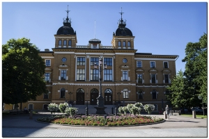 Das Rathaus in Oulu