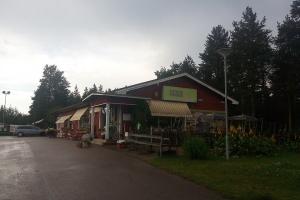 Kiosk in Potkuri parkki