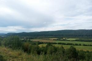 Mein erstes Augenblich auf Norwegien