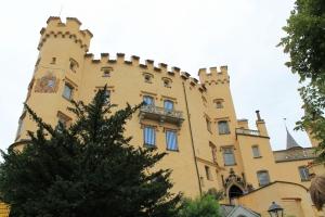 Tag 1 - Schlosstour - Schloss Hohenschwangau.