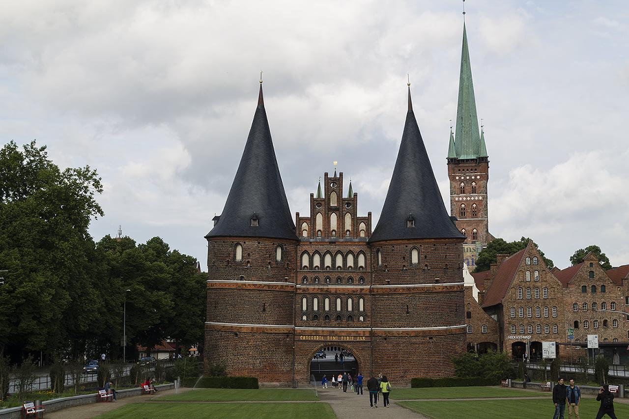 Museum Holstentor in Lübeck