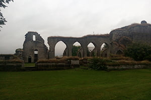 Tag 65 - Kumla- Alvasta klosterruin