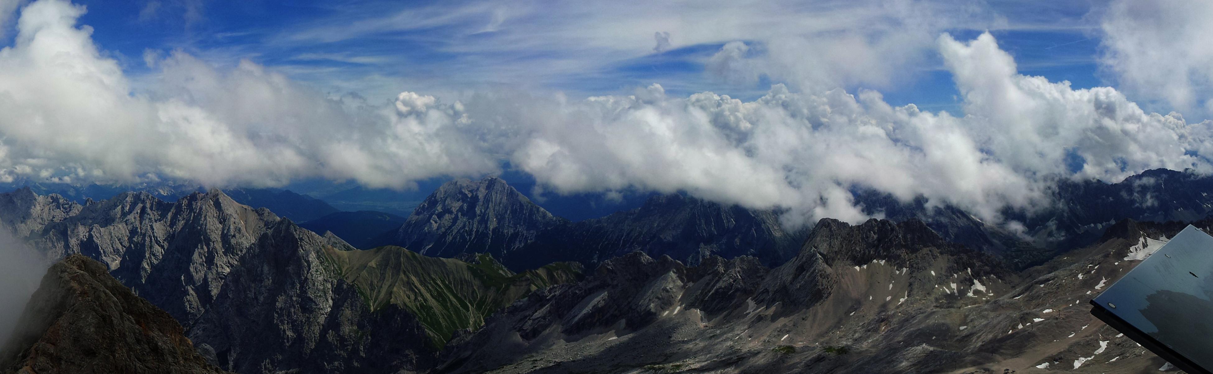 Zugspitze - Deutschland - 2013