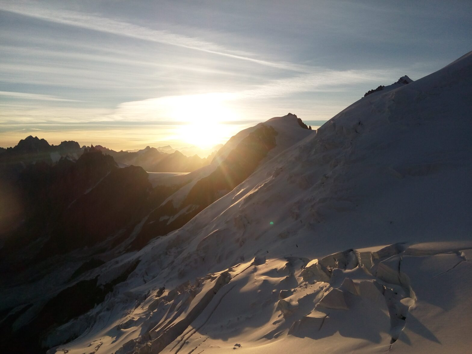 Mont Blank - Tag 4