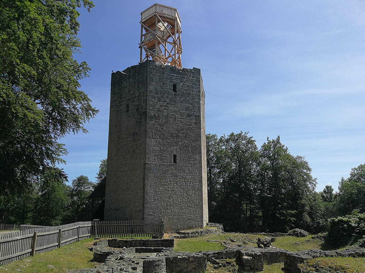 Hannover - Salzgitter - Turmjägt