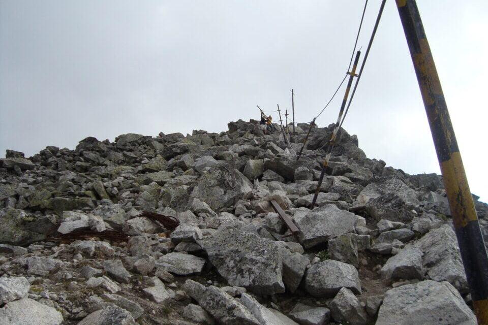 Musala - Bulgarien - 2010 - Bergsteigen