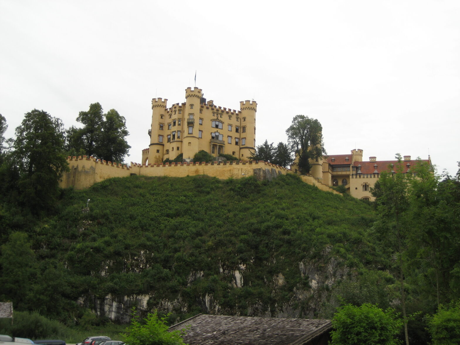 Tag 1 - Schlosstour