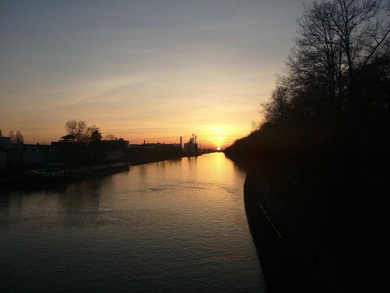 Noch einmal in Nienburg