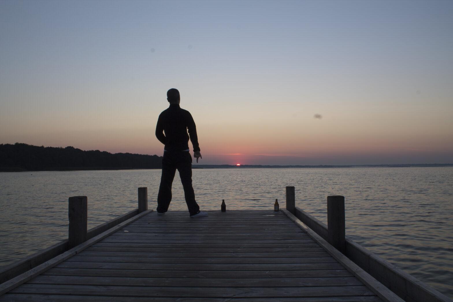 Steinhudermeer - Sonnenaufgang