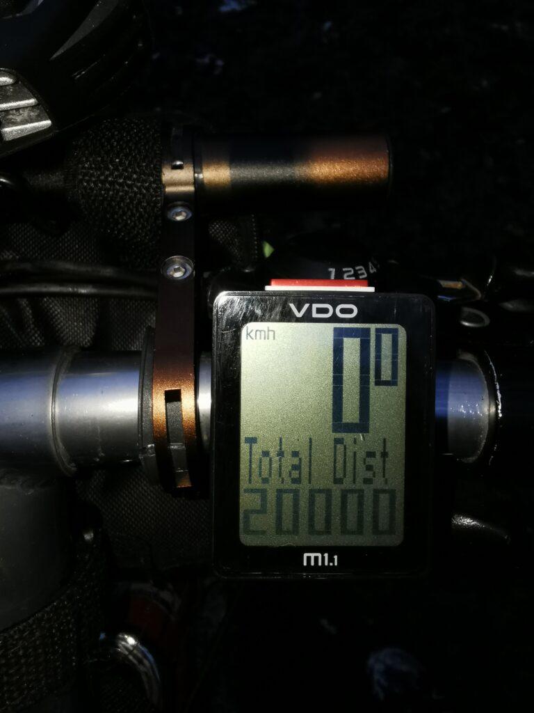 Auf Ith und 20 000km