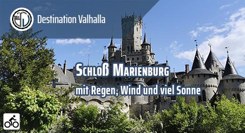 '21-21 000km - nach Schloß Marienburg