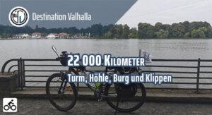 "<span class=""title"">22 000 Kilometer – Turm, Höhle, Burg und Klippen</span>"